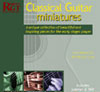 Classical Guitar Miniatures. Classical Guitar Ebooks.