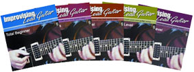 Improvising Lead Guitar Ebooks. Lead Guitar Lessons