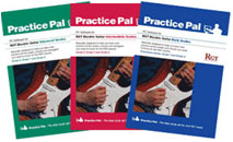 Practice Pal - Music Software for Guitar. Music Theory Software.